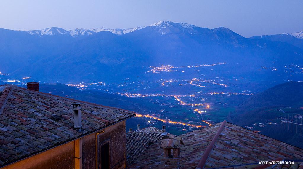 Lazio - Via Benedicti 02