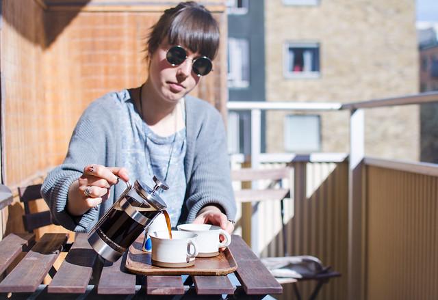 kaffepåbalkongen