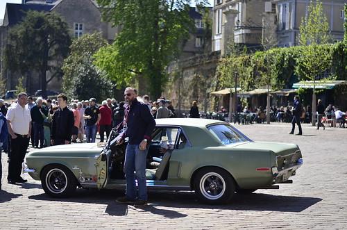 Rallye Tintin Le Mans