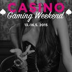 Casino Helsingissä vietetään pitkää viikonloppua Gaming Weekend -tapahtuman merkeissä. Luvassa mm. • Automaattiturnauksia • TutustumisTexas -turnaus ja pokerikoulu • Sports Bar Casino Helsinki isännöi Blackjackin SM -semifinaaleja • Ylimääräisiä Mystery-J