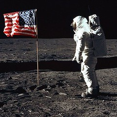 """One Small Step..."" #nasa #neilarmstrong #onthemoon #jfk"
