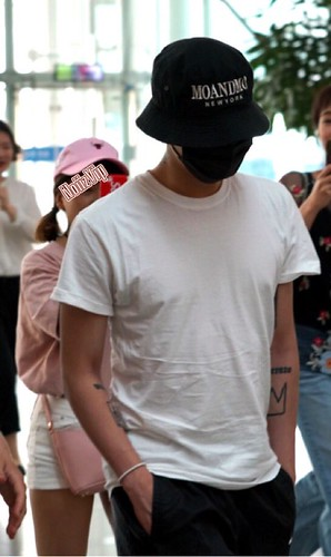 BIGBANG Departure Seoul Incheon to Foshan 2016-06-10 (103)