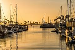 Oceanside Harbor Village, California