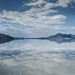 Great Salt Lake reflection by Trent9701