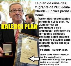 Junker  Charlemagne Prize