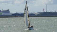 Engelse zeilboot