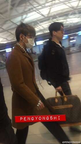 TOP - Incheon Airport - 05nov2015 - PENGYONGSHI - 02
