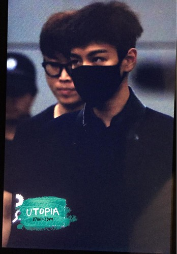 Big Bang - Guangzhou Airport - 01jun2015 - Utopia - 02
