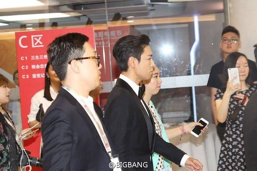 TOP - Shanghai International Film Festival - 11jun2016 - bigbangfanscom - 02