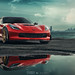 Chevrolet Corvette by Mikhail Sharov