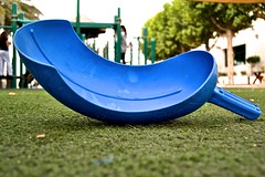 play, public space, playground, blue,