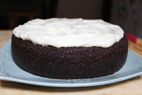 Guinness Chocolate Cake :: coppertopkitchen.blogspot.com