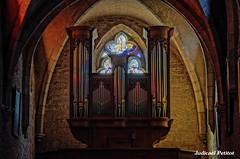 orgue Talant eglise monument historique