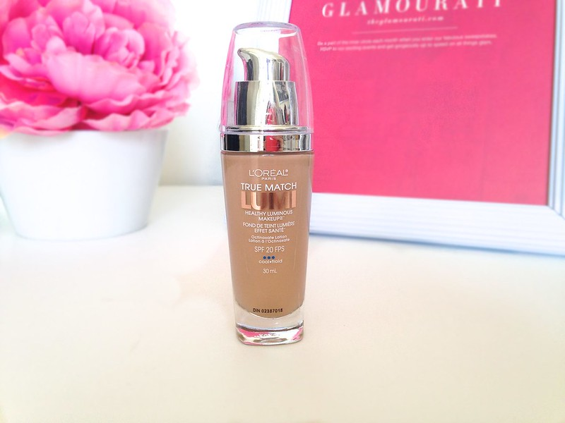 L'Oreal True Match Lumi Foundation Review