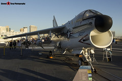 154370 NK-507 - B-010 - US Navy - LTV A-7B Corsair II - USS Midway Museum San Diego, California - 141223 - Steven Gray - IMG_6724