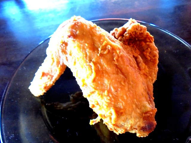 De'Mas fried chicken wing