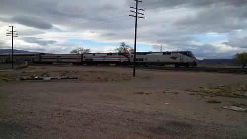 Amtrak Heritage Unit