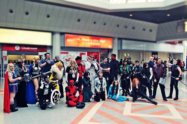 MCM EXPO Birmingham (2014)