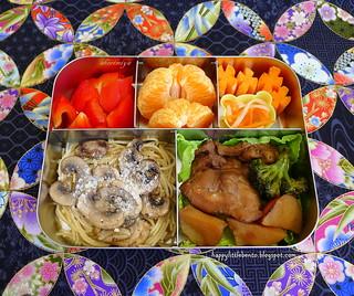 Shoyu Chicken Lunchbots Cinco Bento