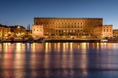 Castle Stockholm.