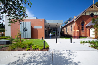 PROJ - Willoughby Uniting Church, NSW featuring XP Smooth in Kimberley