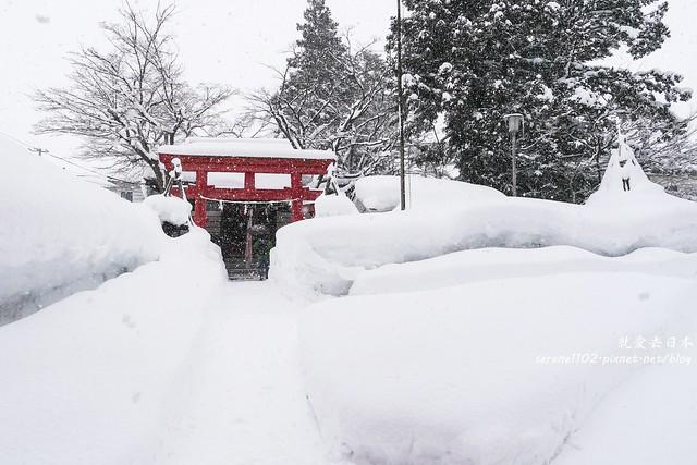 20150214米澤雪燈籠-04米澤市區-1260406