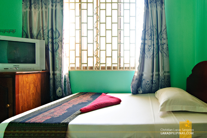Happy Guesthouse Room in Siem Reap