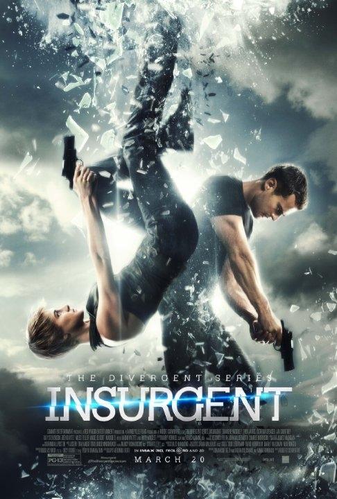 Những Kẻ Nổi Loạn - Insurgent (2015)