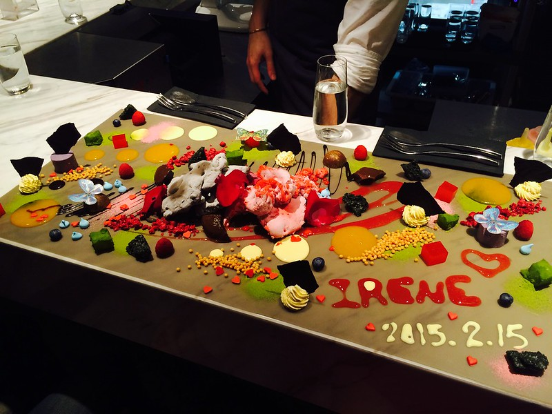 香港甜品美食推薦 – ATUM Desserant, 半島酒店下午茶, Open Kitchen
