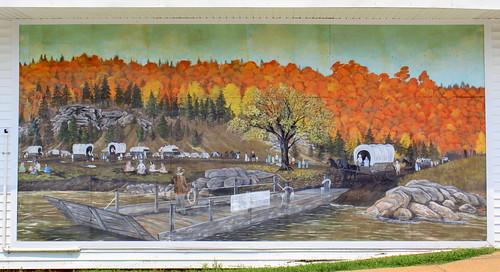 mural tn tennessee decatur trailoftears meigscounty tn58 bmok blytheferry bmok2