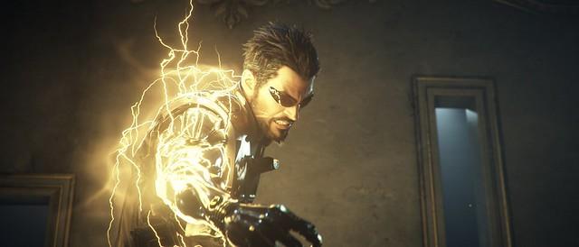 Deus Ex: Mankind Divided выйдет на PlayStation 4
