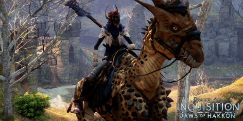 Dragon Age: Inquisition – Jaws of Hakkon DLC out now on Xbox One and PC