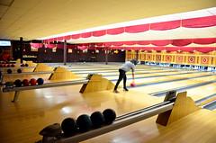 Bowling at Arsenal Lanes