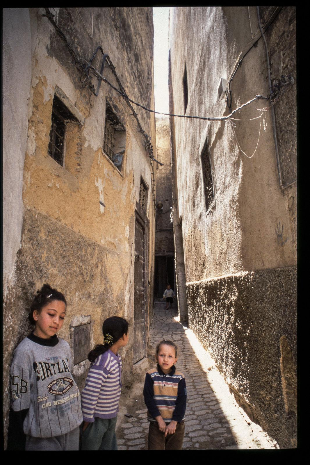 Festival de Fes - Les ruelles de la Medina