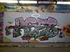 Aseb graffiti, Leake Street
