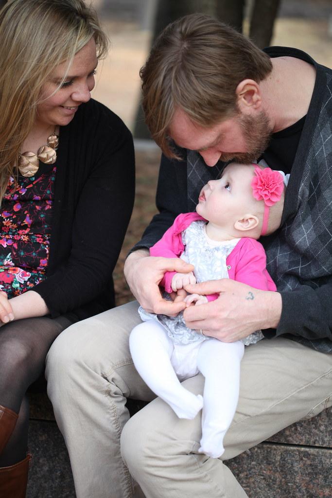 Spring 2015 - family trio