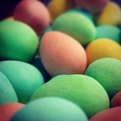 Hershey's Easter Eggies
