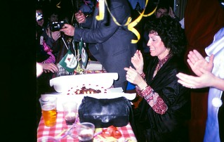 West Germany   -   Vaihingen   -   Patch Barracks   -   O'Club   -   Fasching Party   -   Charlotte's Birthday   -   27 February 1987