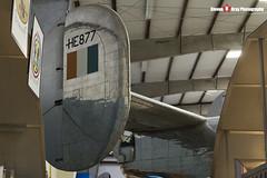 HE877 44-44175 - 1470 - Bungay Buckaroo - Indian Air Force - Consolidated B-24J Liberator - Pima Air and Space Museum, Tucson, Arizona - 141226 - Steven Gray - IMG_9007