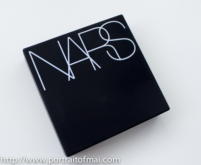nars dual intensity blush frenzy (1 of 2)