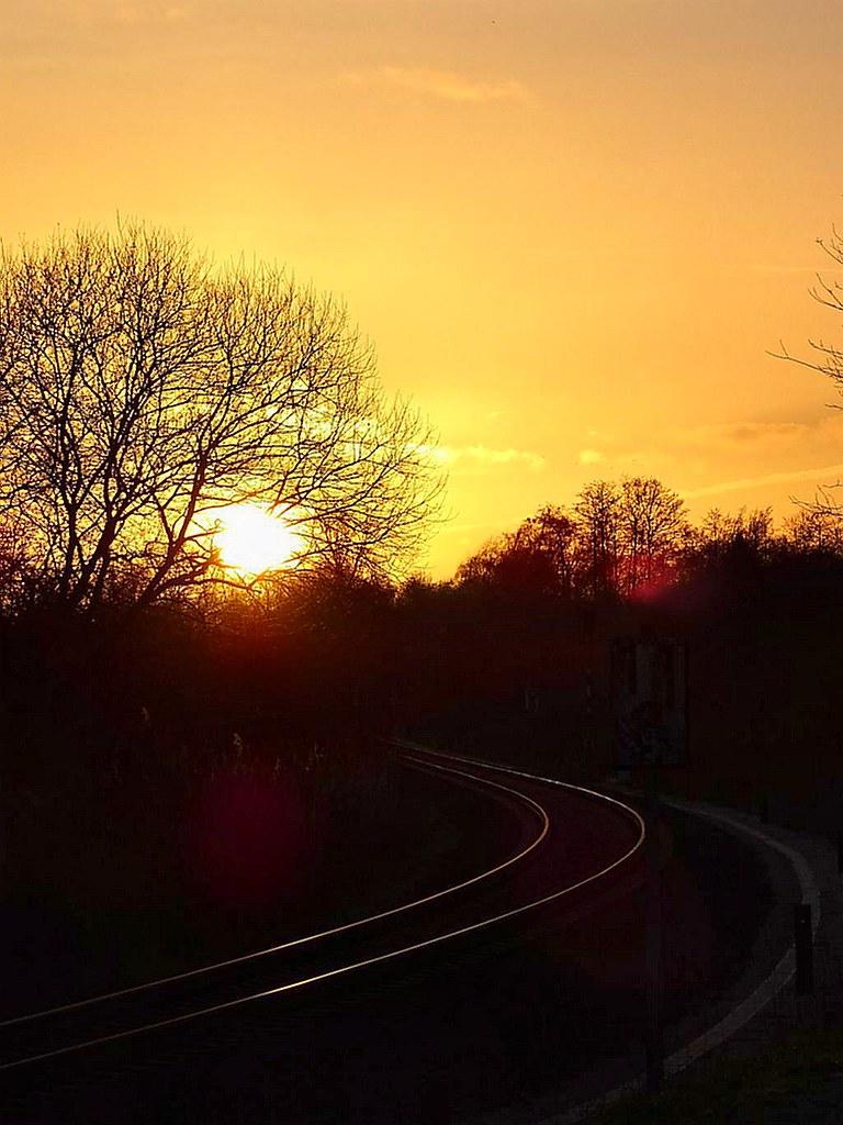 Der Sonne nach