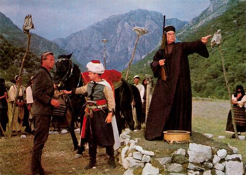Der Schut  (1964) with Lex Barker, Ralph Wolter and Friedrich von Ledebur