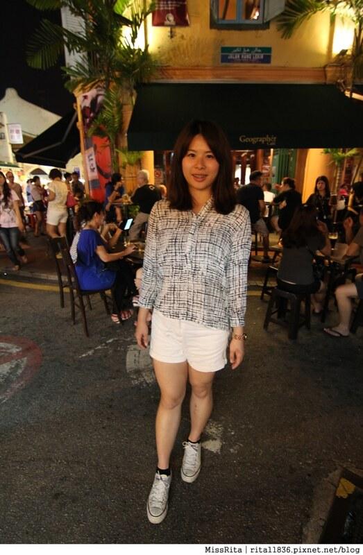 馬來西亞 馬六甲好玩 雞場街 雞場街夜市 地理學家咖啡館49