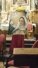 Cartel de las Gloria de María