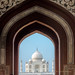 Taj Mahal: A new perspective (picture #1) by Sharad Medhavi