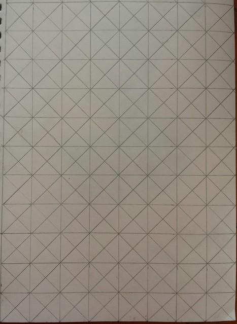 Pattern making. #52weeksofsketching