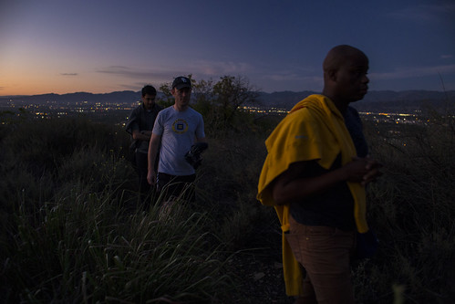 Moonlight Hike - 5/1/15