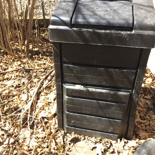 Back yard composting