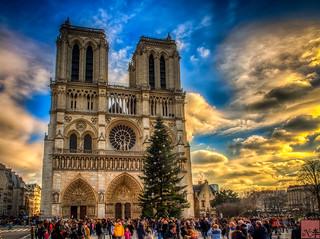 Notre Dame de Paris (1 of 1)