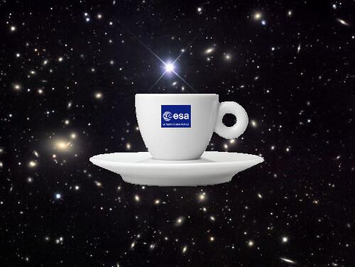 Espresso in Space!